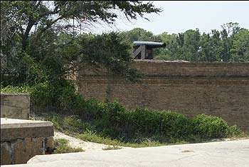 Historic Fort Gaines
