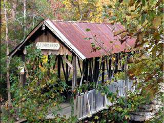 Old Union Crossing Covered Bridge