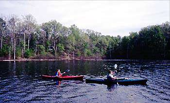 Cane Creek Lake