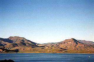 Roosevelt Lake Fishing