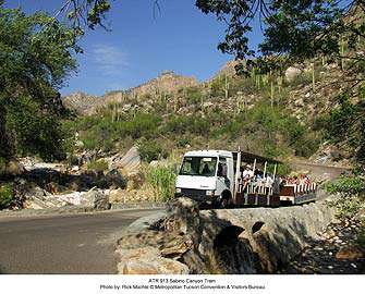 Sabino Canyon Tours, Inc.