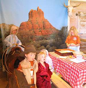 Kids Korral at Sedona Heritage Museum