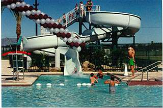 Desert Oasis Aquatic Center