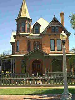 Rosson House Historic Museum