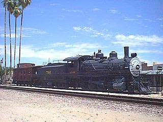 ATSF Engine No. 761