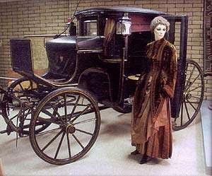 1880s Brougham