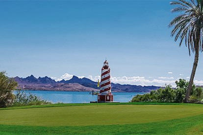Havasu Island Golf Course