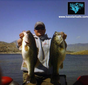 Lake Isabella Fishing