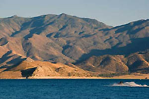 Lake Isabella Boating