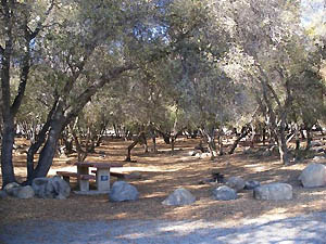 Lake Isabella Campgrounds