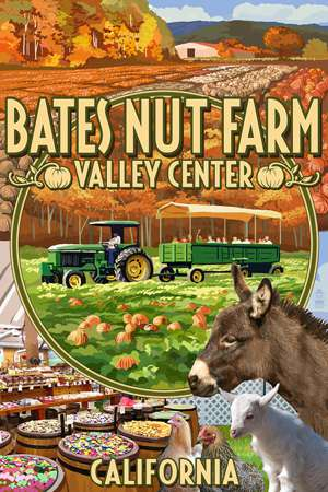 Bates Nut Farm Pumpkin Patch