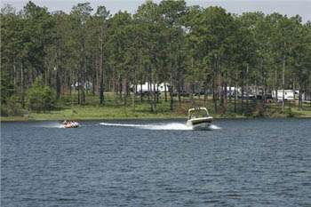 Lake Seminole Boating