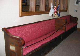 Lincoln Pew