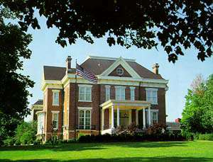 Illinois Executive Mansion