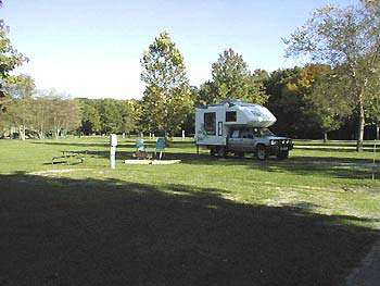 Lake Shelbyville Campgrounds