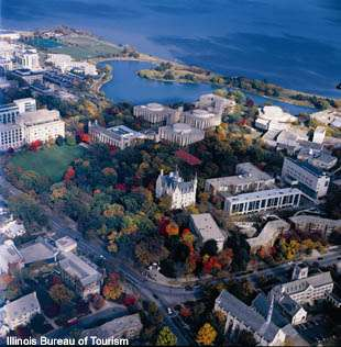 Northwestern University Walking Tours