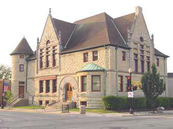 DuPage County Historical Museum (Wheaton)