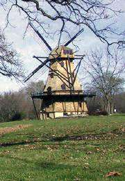 Fabyan Dutch Windmill