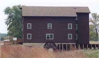 Franklin Creek Grist Mill & Interpretive Center