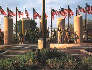Field Of Honor Veterans Memorial