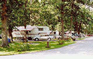 Eldon Hazlet State Recreation Area Campgrounds