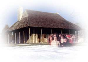 Cahokia Courthouse State Historic Site