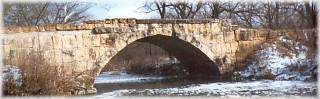 Rock Creek Stone Arch Bridge