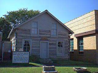 Augusta Historical Museum & C.N. James Log Cabin