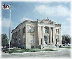 Clay Center Post Office