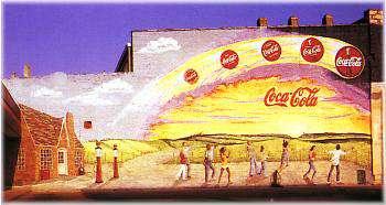 """""""Comet Coca Cola"""""""