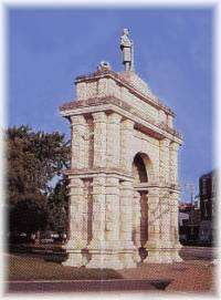 Civil War Memorial Arch - 1898