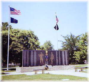 Kansas Vietnam Veterans Memorial