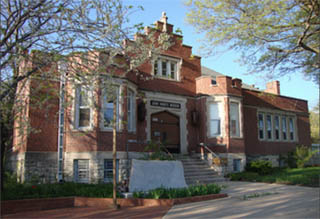 1904 Carnegie Library Building