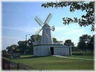 Friesen Dutch Windmill