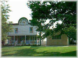Wamego Historical Museum & Prarie Town Village