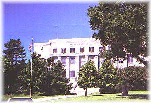 Wabaunsee County Court House
