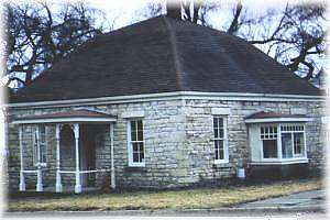 Stone House in City Park