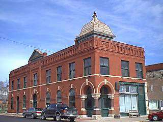 Historic Bank Building