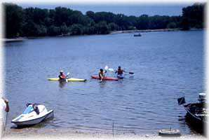 Tuttle Creek Boating and Water Sports