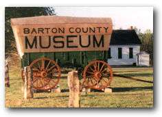 Barton County Historical Museum & Village
