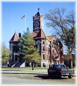 Harper County Court House