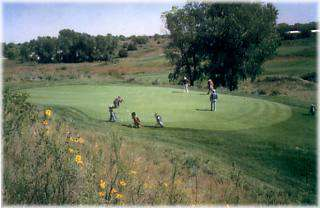 Prairie Dunes Country Club & Golf Course