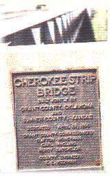 Cherokee Strip Bridge