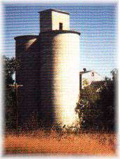 Old Mill and Elevator