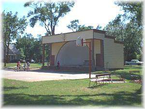 Conway Springs Bandshell