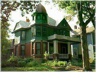 Historic Homes Tour