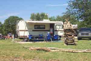 Perry Lake Campgrounds