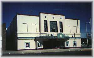 Art Deco Theater