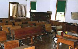 Lanesfield Schoolroom