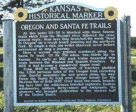 Santa Fe/Oregon Trail Junction
